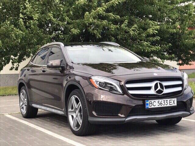 SOLD! Mercedes-Benz GLA-Class AMG/OFF ROAD 2015