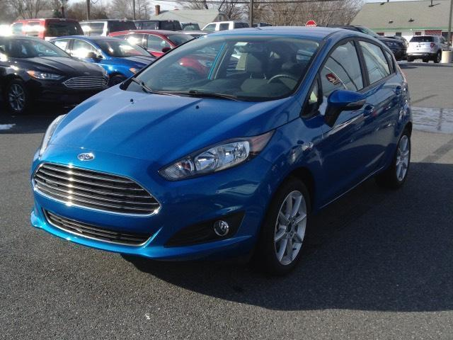 SOLD! Ford Fiesta SE 2016