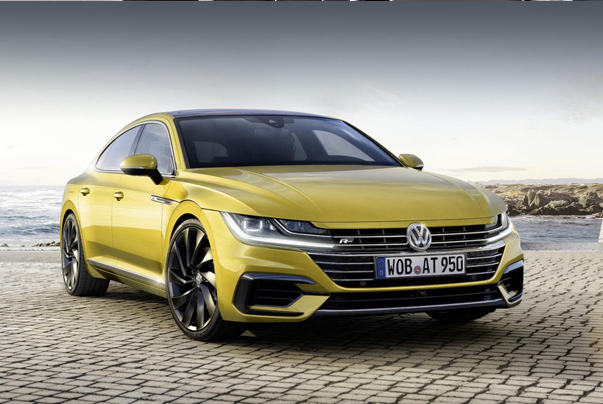 Презентація нового Volkswagen Arteon