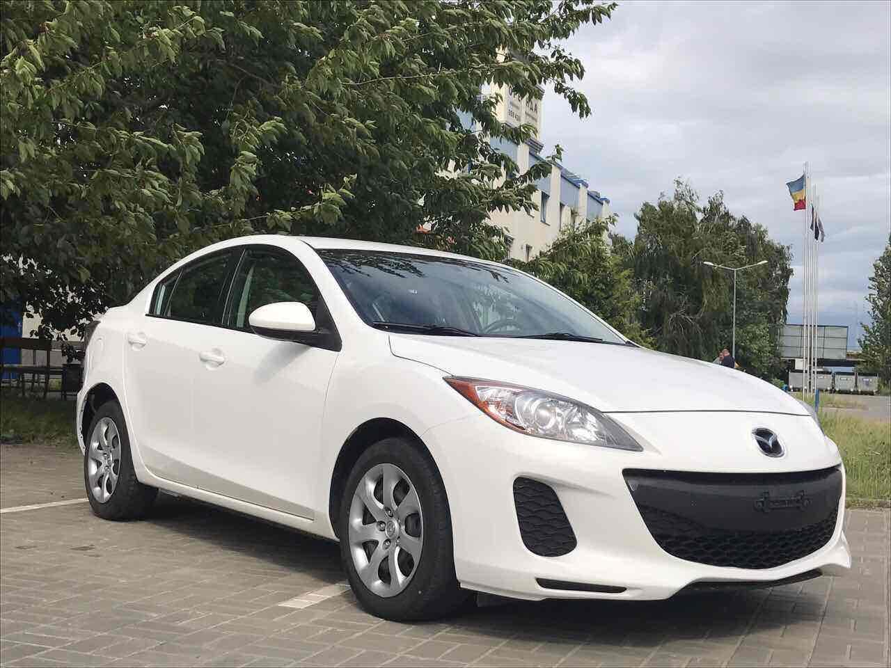 SOLD! Mazda 3 2012