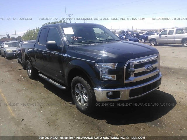 Ford F150 SUPER CAB 2015