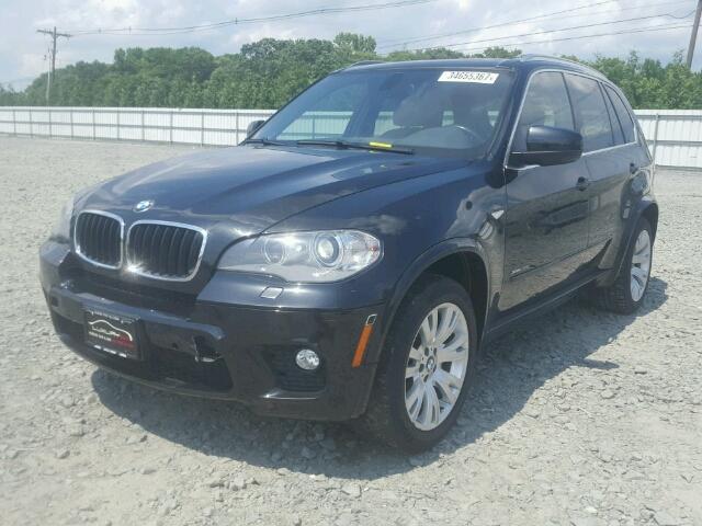 2012 BMW X5 XDRIVE3