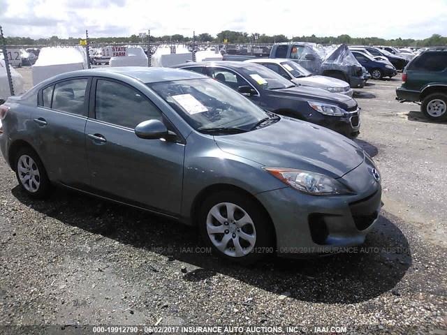 Mazda 3I 2013