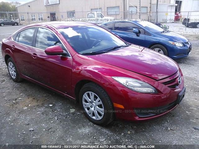 Mazda 6I 2012