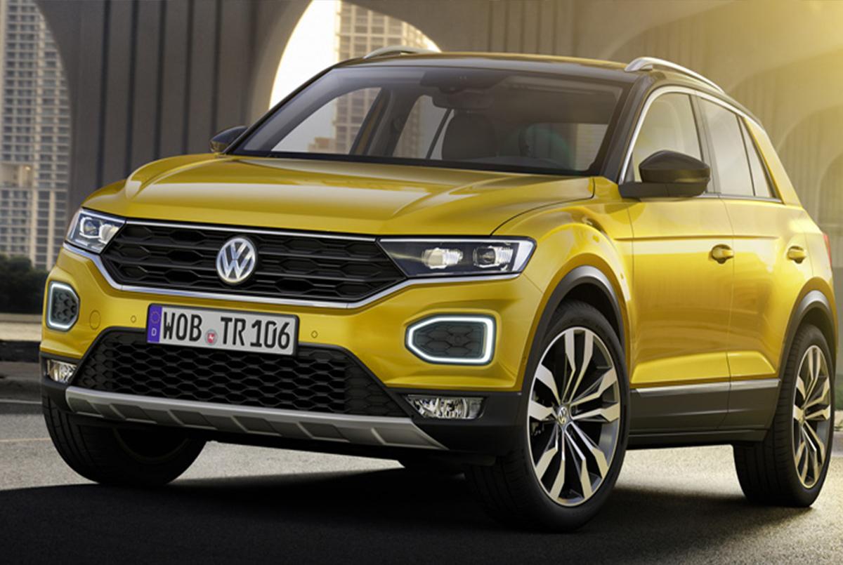 Новинка від Volkswagen – T-Roc!