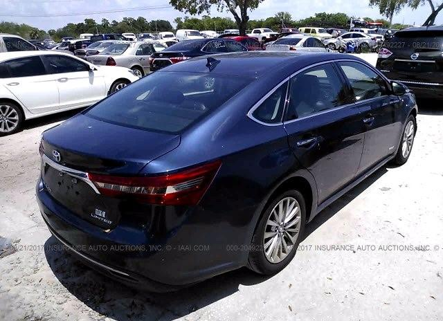 SOLD! TOYOTA AVALON HYBRID LIMITED 2016