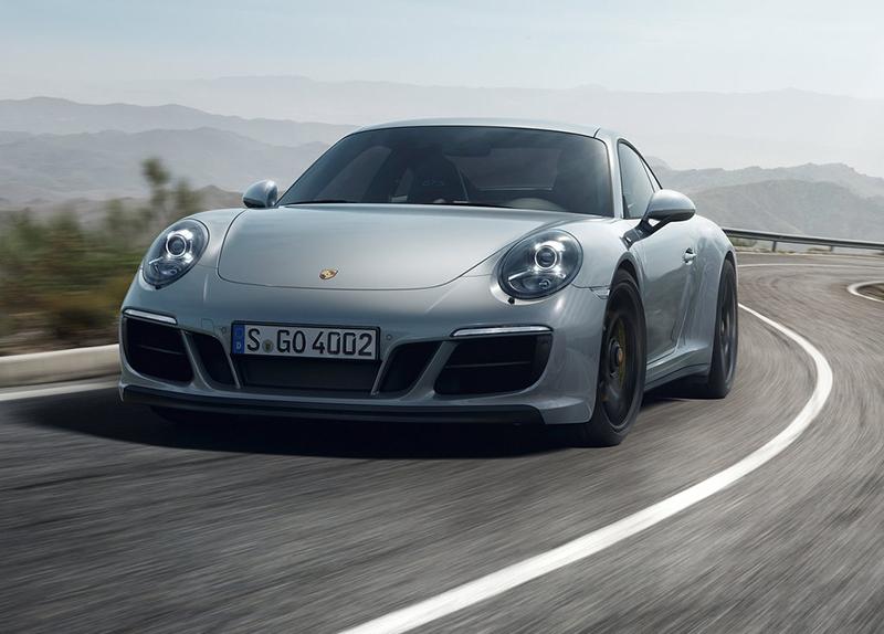 Porsche 911 GTS 2018