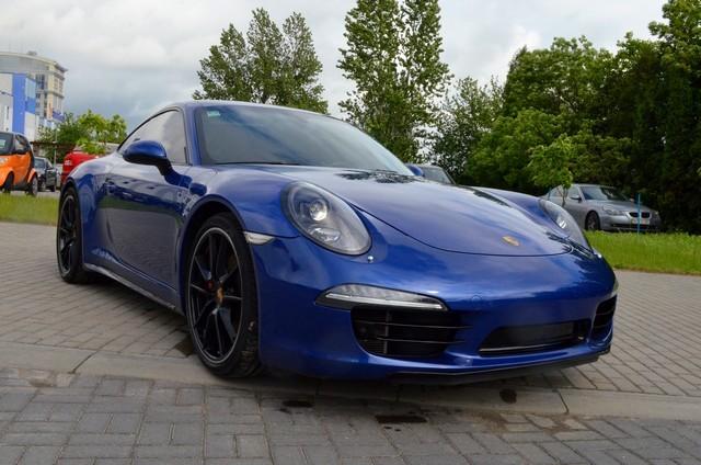 Porsche Carrera 911 4S 2014