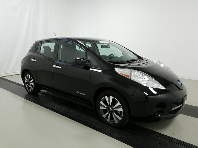 Nissan Leaf SV 2016