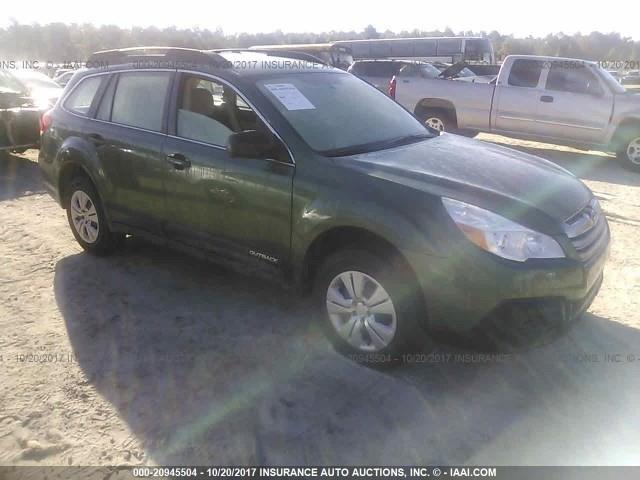 Subaru Outback 2.5L 2014