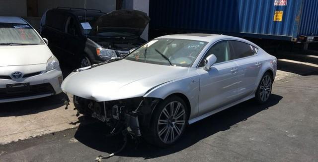 Audi A7 Premium 2012
