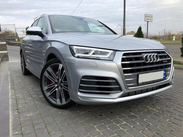 Audi SQ5 Premium Plus 2018