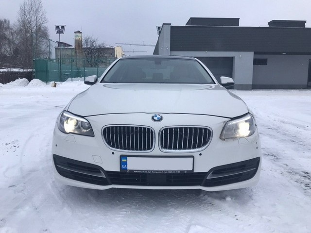 BMW 528i 2014