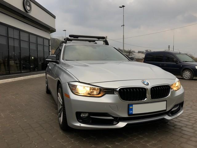 BMW 328i Sportline 2013