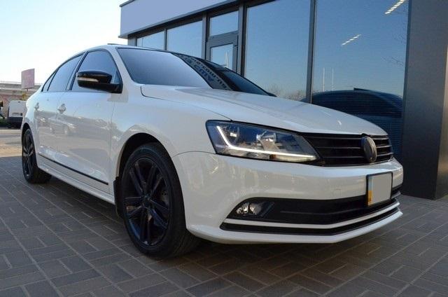 Volkswagen Jetta SEL 2017