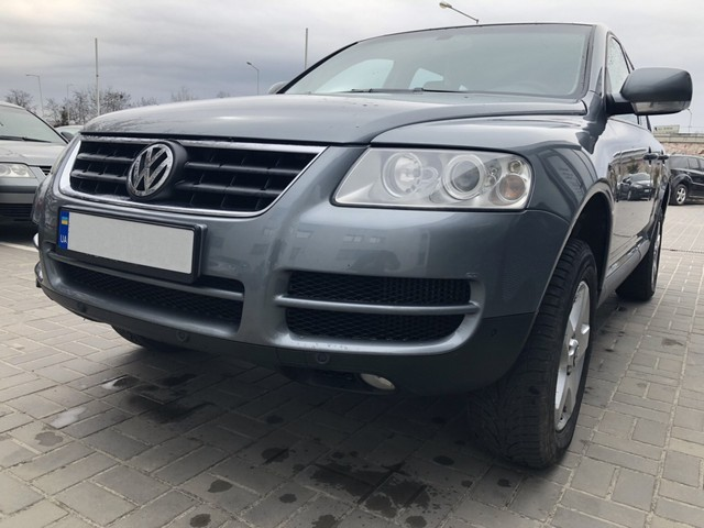 Volkswagen Touareg 2.5 TDI 2003