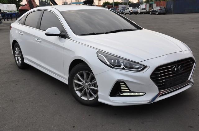 Hyundai Sonata LF 2018