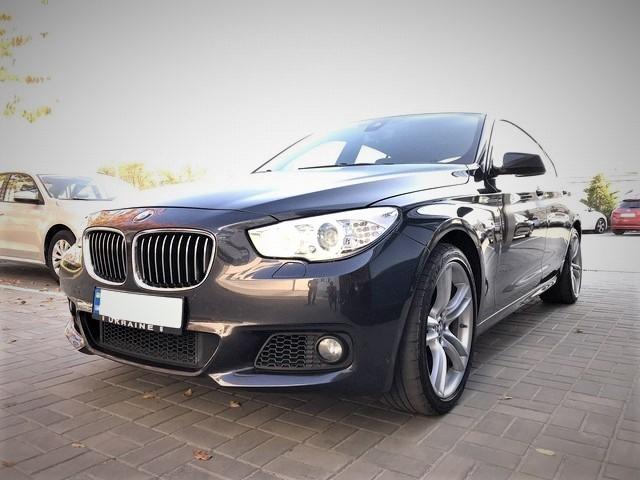BMW 5 Gran Turismo 2013