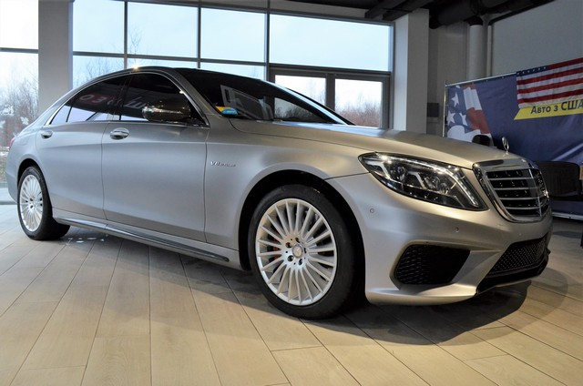 Mercedes-Benz S 63 AMG Long 4MATIC 2017