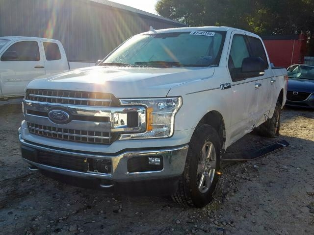 Ford F-150 SuperCrew 2018
