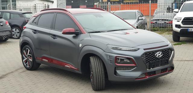 Hyundai Kona Iron Man Edition 2019