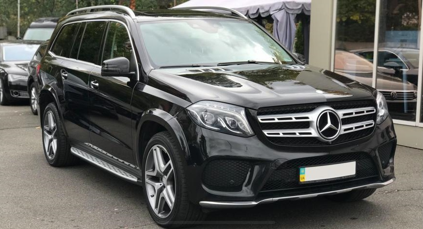 Mercedes-Benz GLS 500 2016
