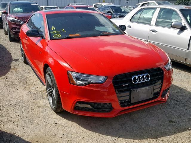 Audi A5 PRESTIGE 2014