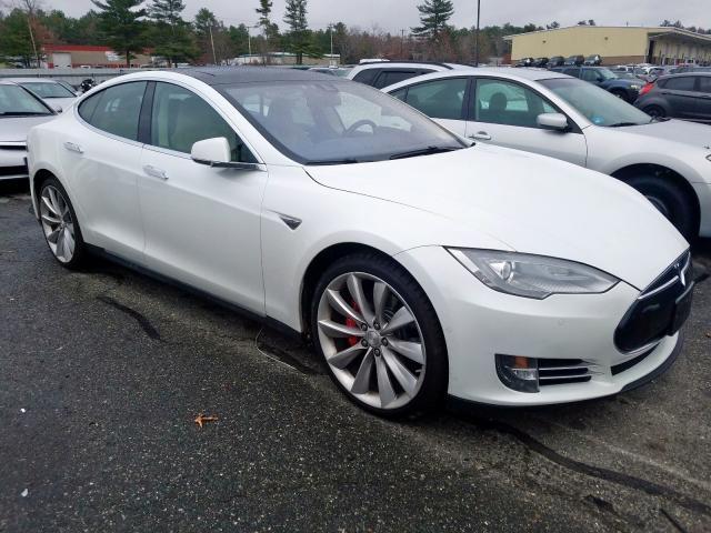 Tesla MODEL S 85D 2015