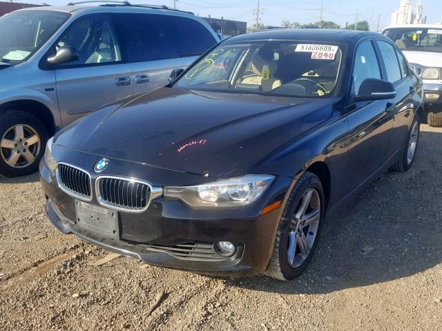 BMW 328 XI 2013