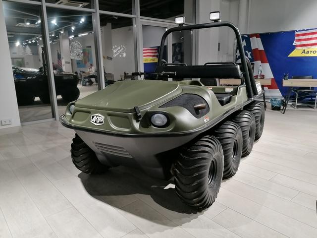 Argo Avenger 650 8 × 8 2008
