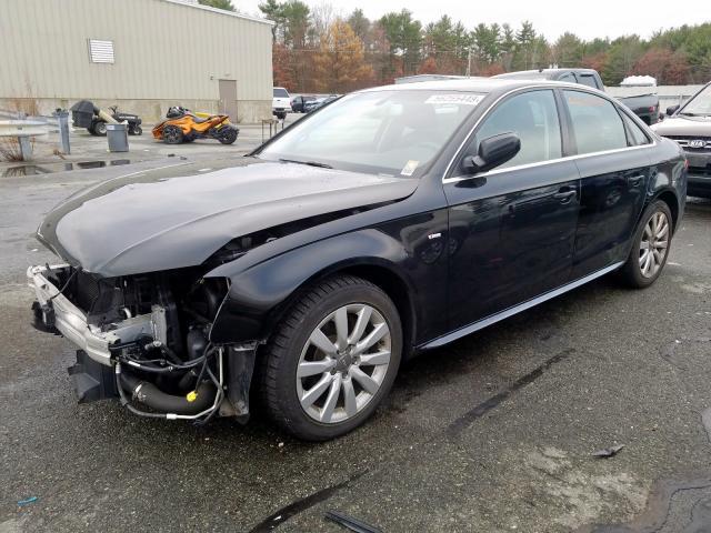 Audi A4 quattro Premium 2014