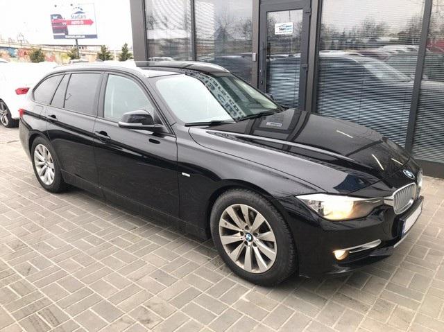 BMW 318D 2014
