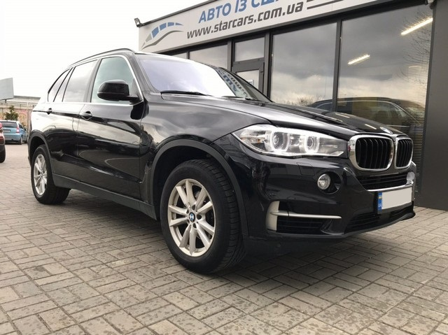 BMW X5 D 2016
