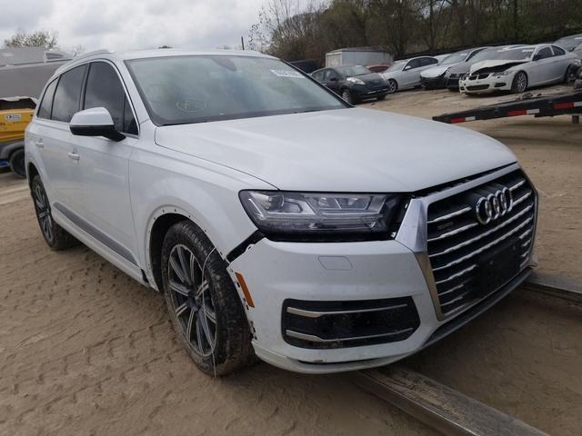 Audi Q7 Prestige 2017