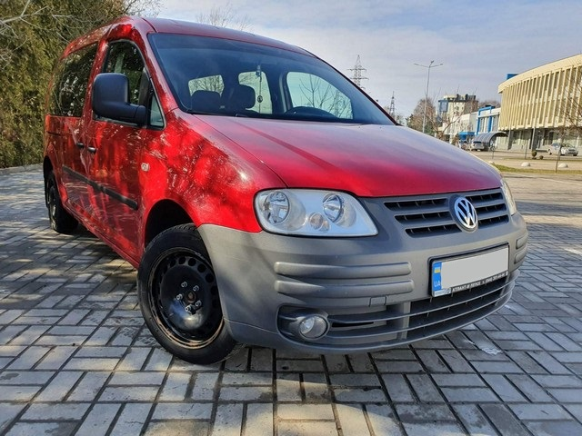 Volkswagen Caddy Maxi 2008