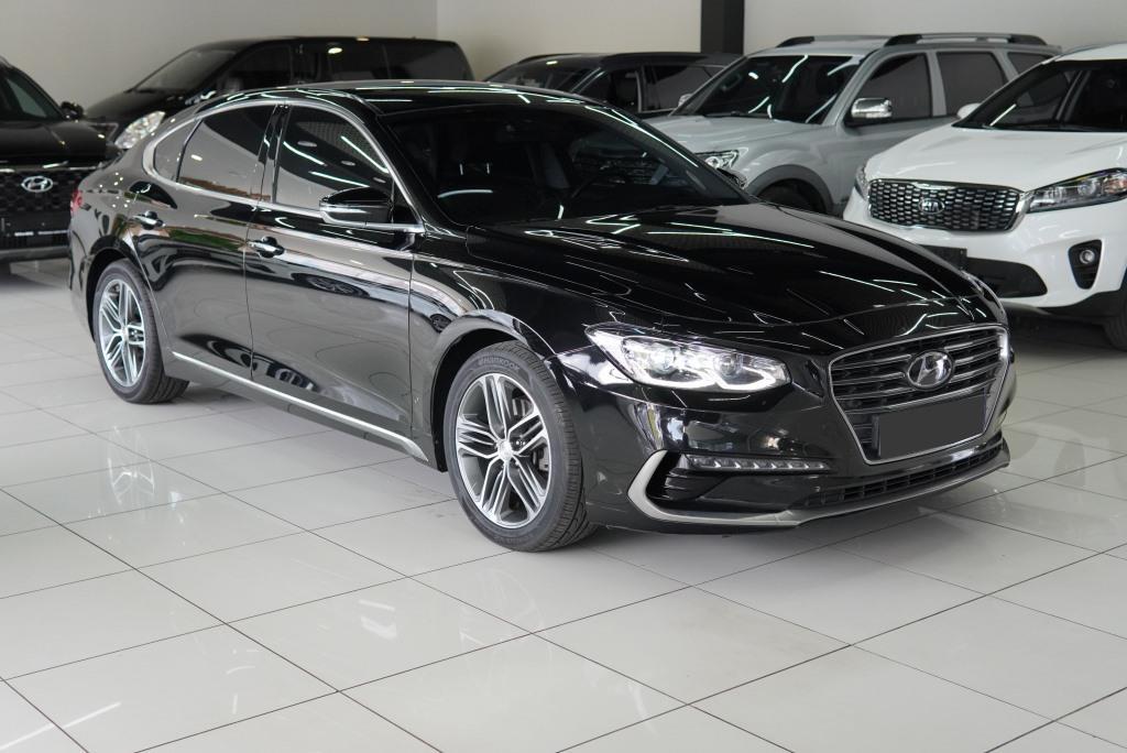 Hyundai Grandeur 2017