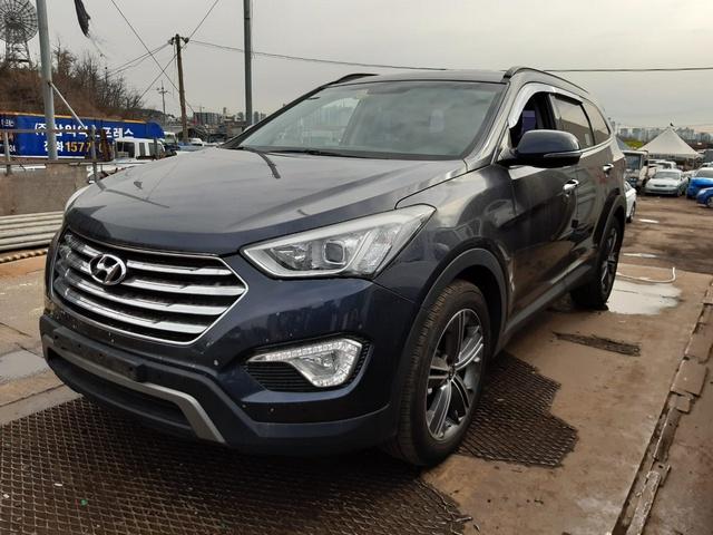 Hyundai Grand Santa Fe (Maxcruz) 2014