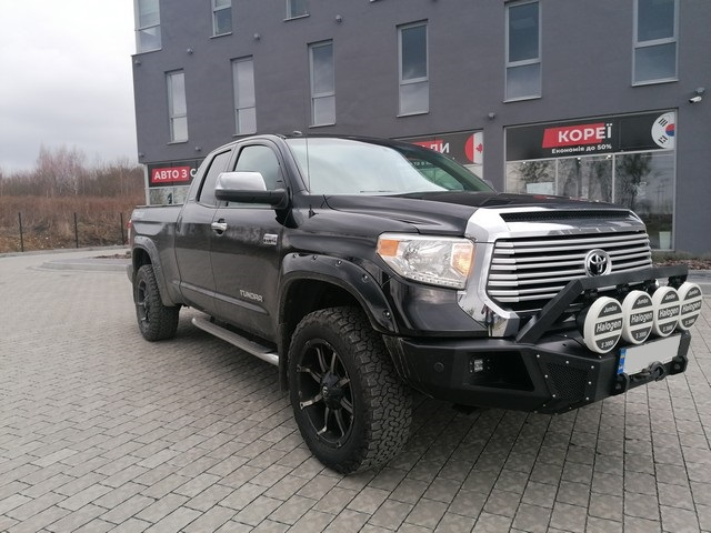 Toyota Tundra Limited TRD 2016