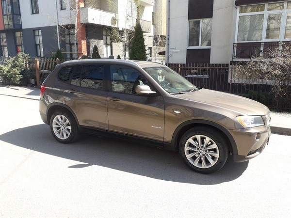 BMW X3 xDrive 28i 2013