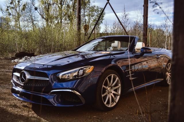 Mercedes-Benz SL 450 Designo Edition 2017