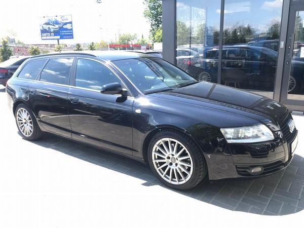 Audi A6 C6 S-line 2007