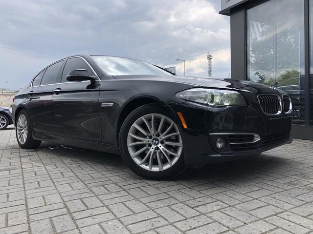 BMW 528i Luxury Line 2014