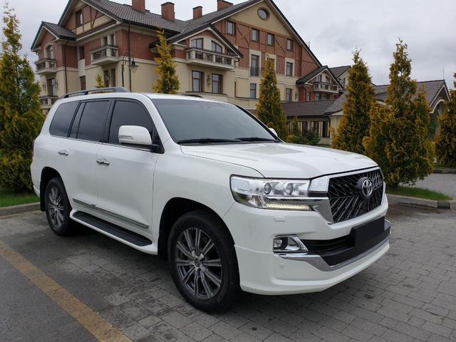 Toyota Land Cruiser 200 Elegance 2019