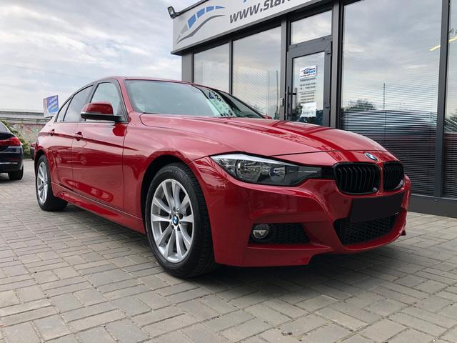 BMW 320i xDrive 2016