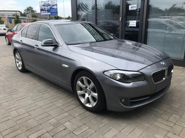 BMW 535i xDrive 2013
