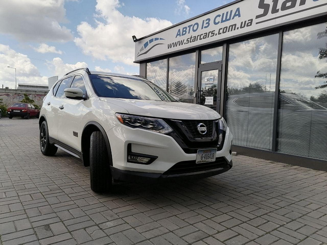 Nissan Rogue 2017 Star Wars «Rogue One» Limited Edition