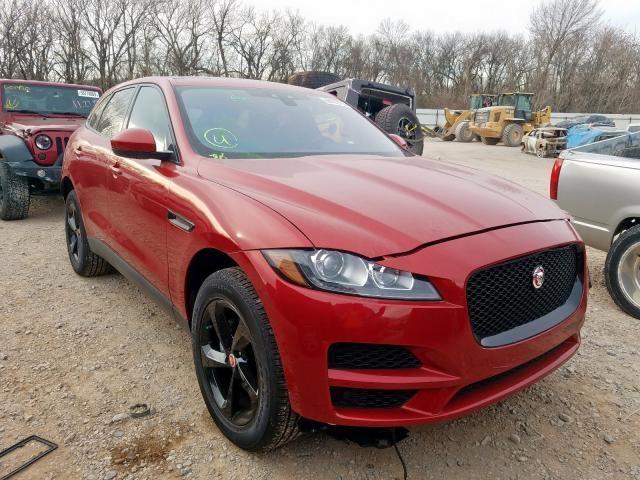 Jaguar F-Pace Prestige 2020