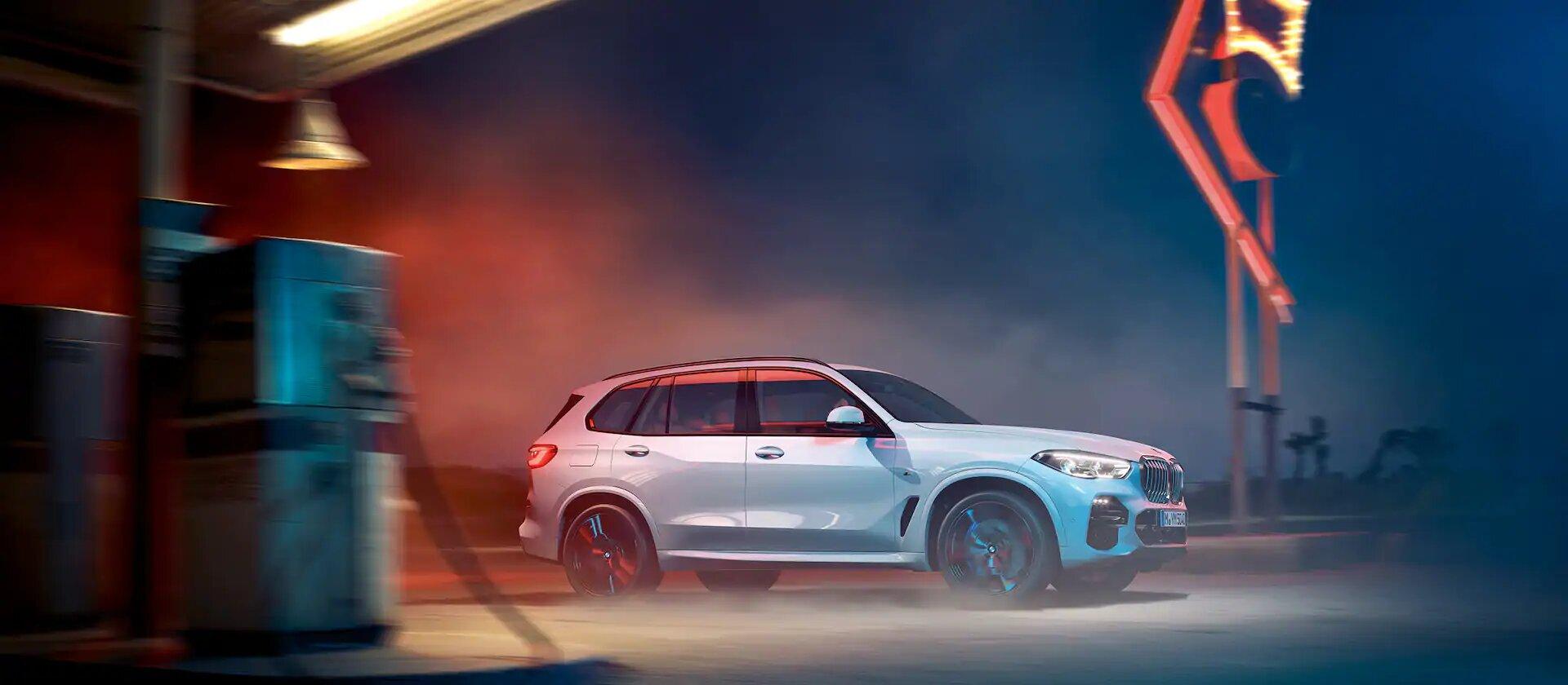 Як створювався дизайн нового BMW X5 (G05) 2020?