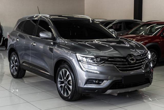 Renault Samsung QM6 (Koleos) 2017