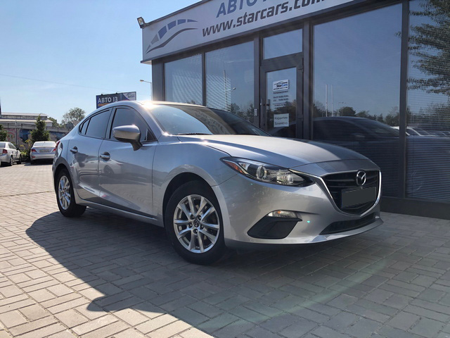 Mazda 3 Sport 2016